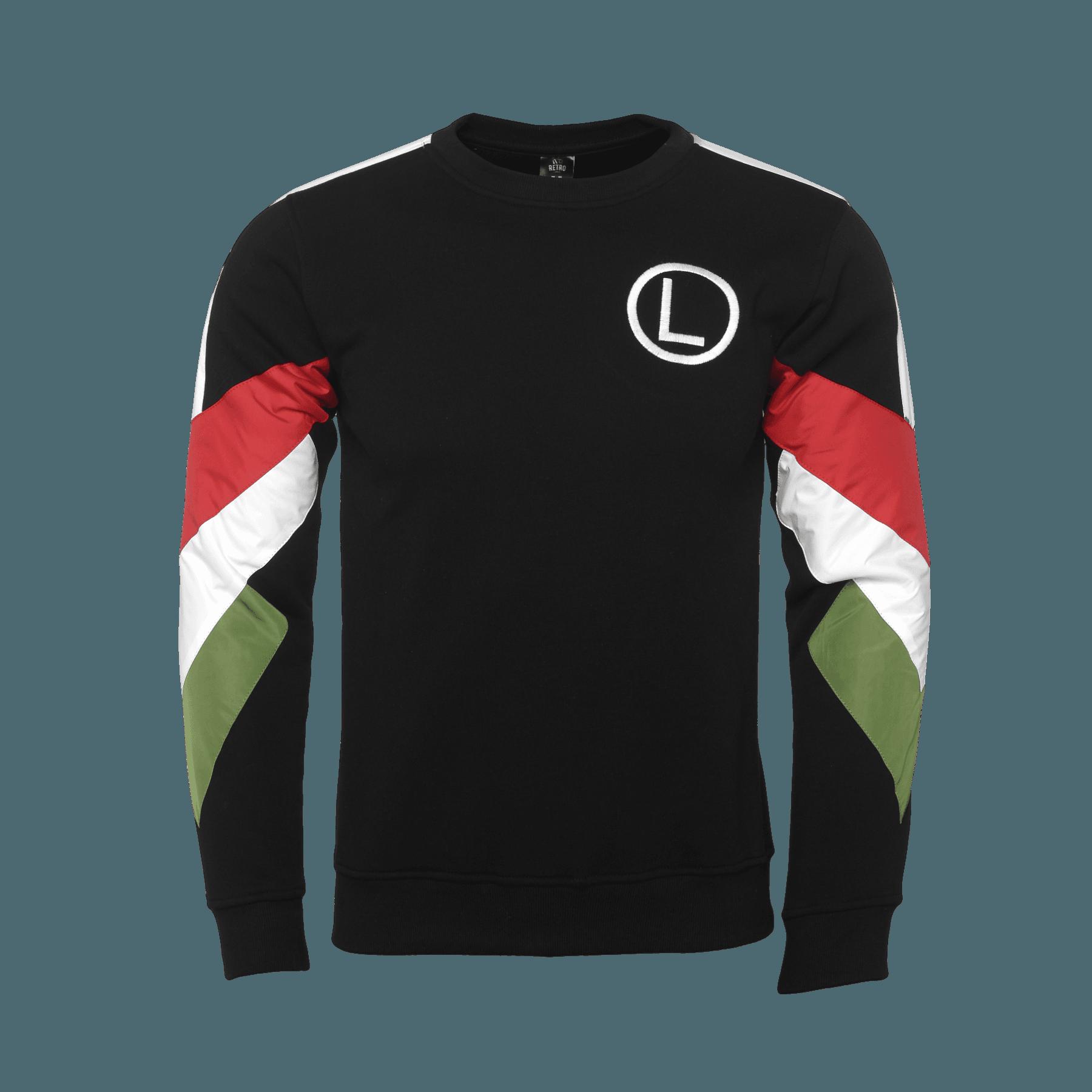 bluza Legia Warszawa Adidas (11 12) > bluzy, kurtki, dresy