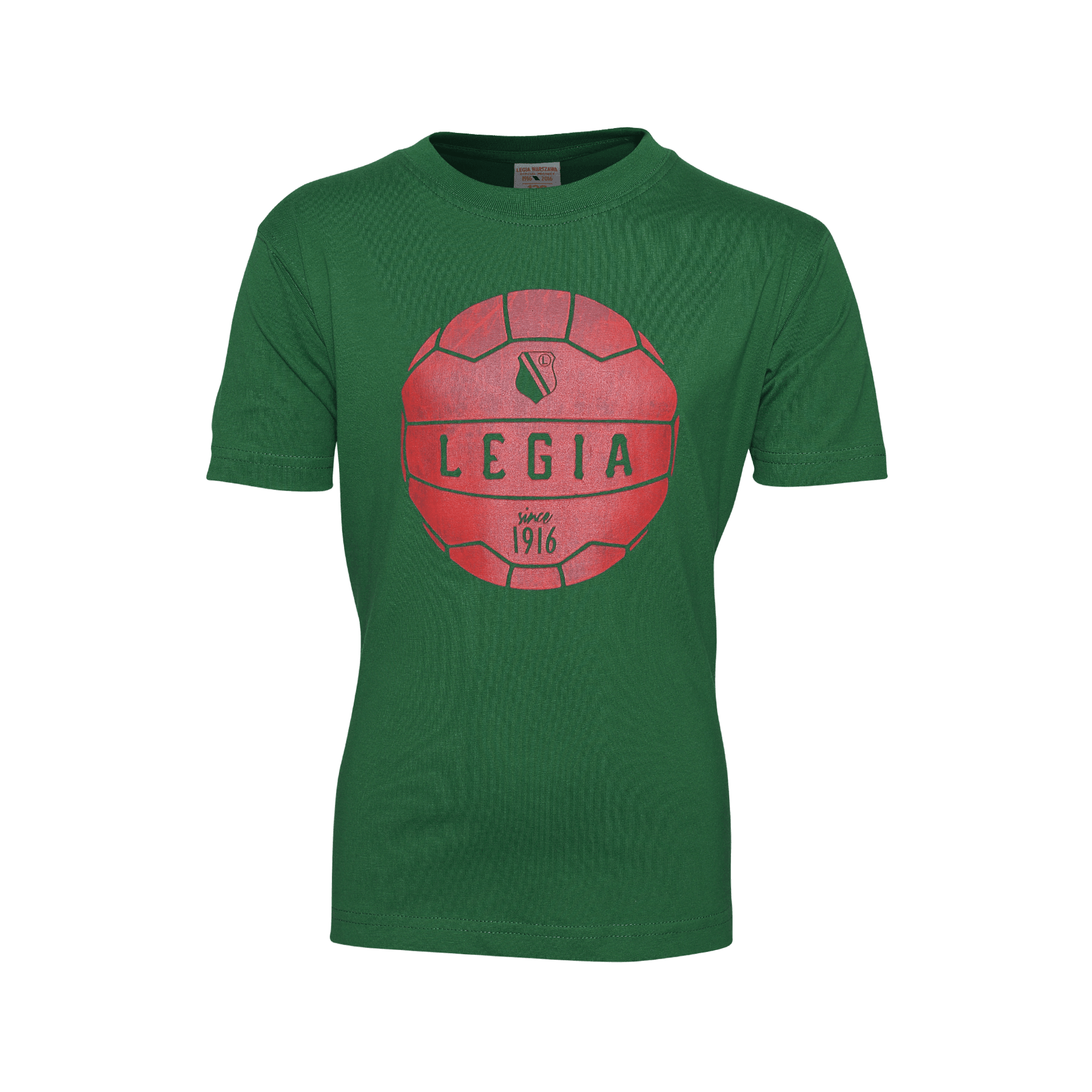Koszulka chłopięca Piłka - Retro