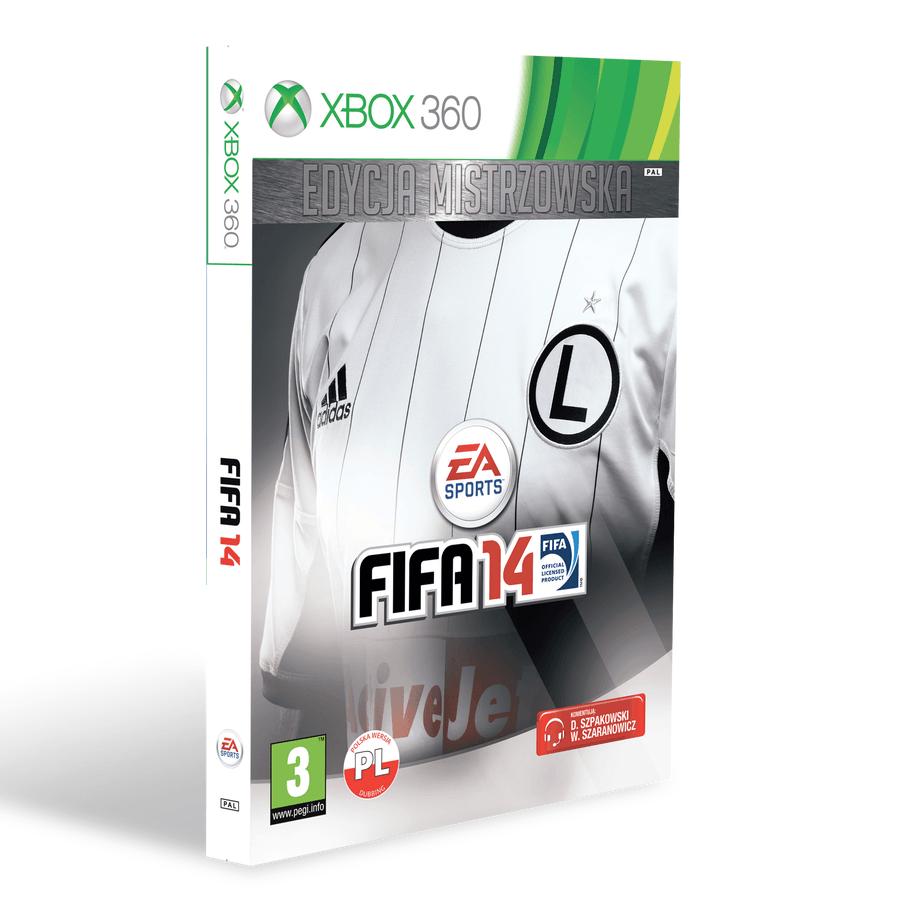 FIFA14 Xbox 360