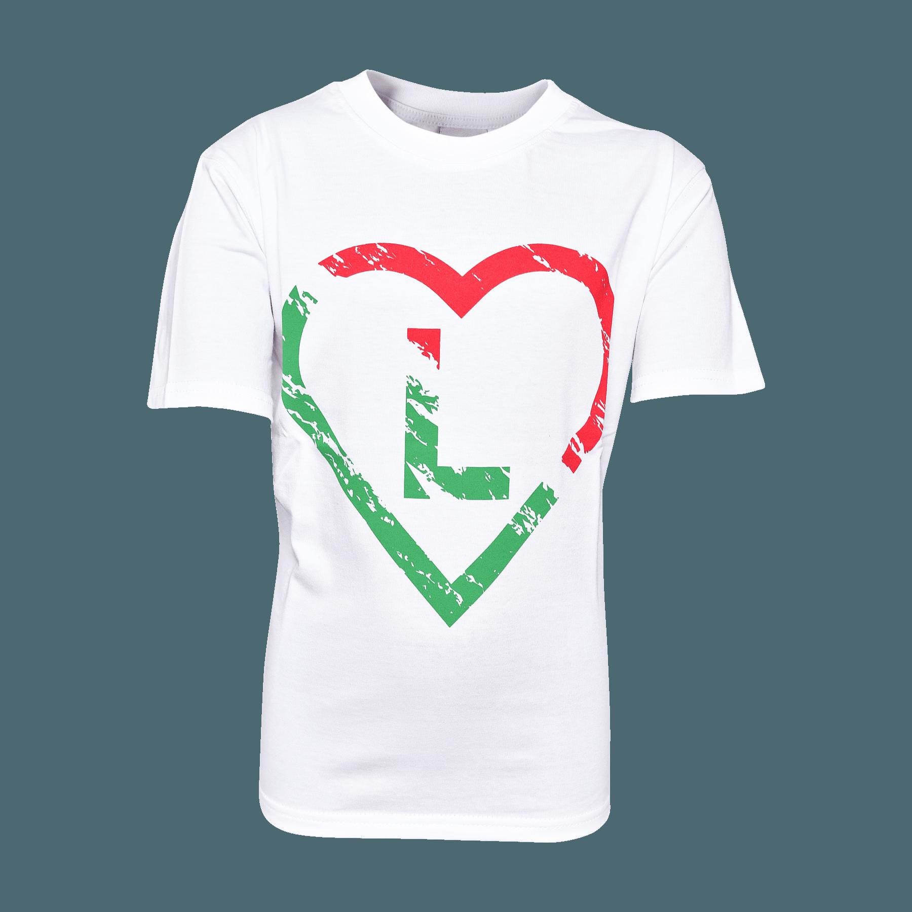 Koszulka dziecięca Walentynkowa