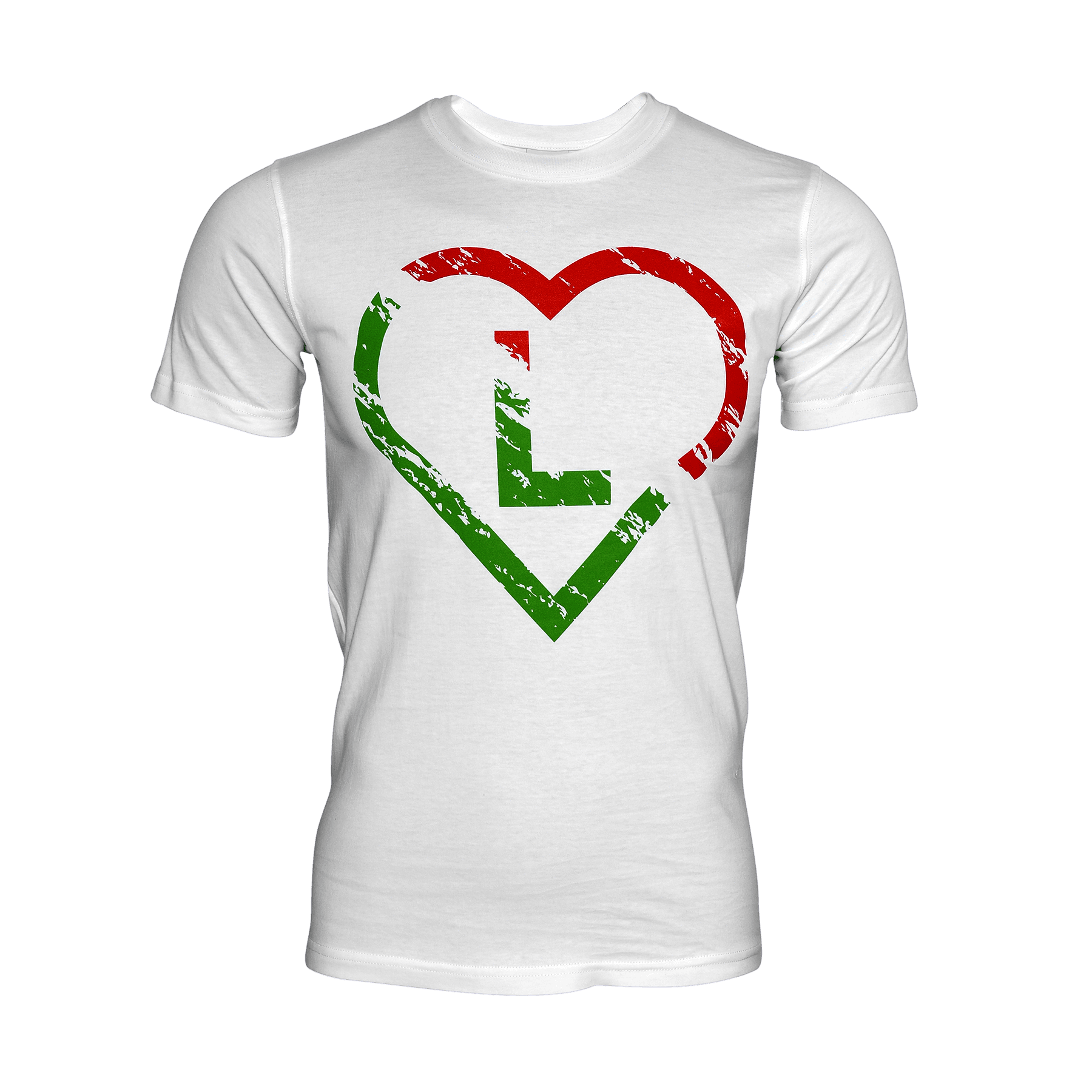 Koszulka Walentynkowa