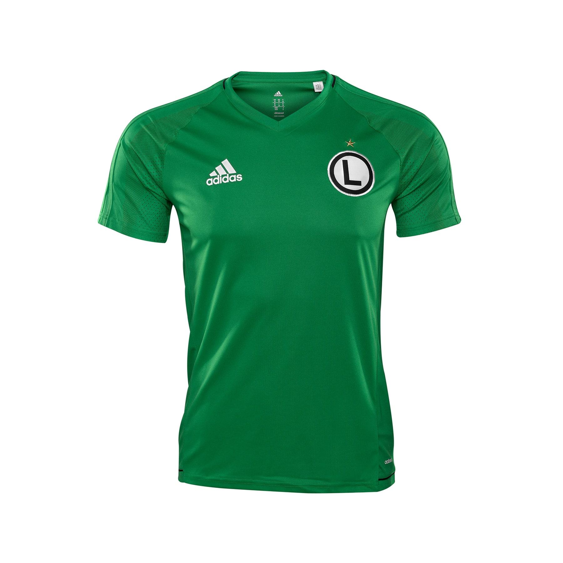 Strona główna :: Outlet :: Adidas :: Odzież performance :: Koszulka treningowa Tiro 17