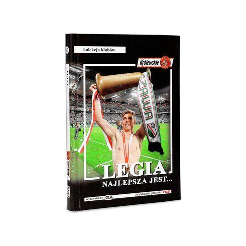 Książka Legia najlepsza jest 2