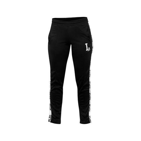 Spodnie dresowe damskie pas #LEG