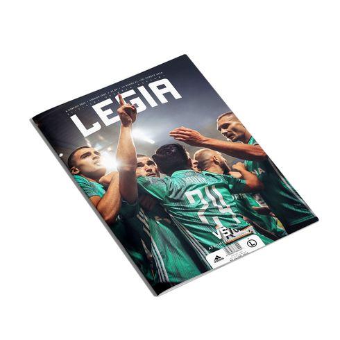 Program meczowy Legia vs Atromitos Ateny
