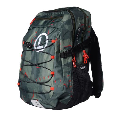 Plecak eLka - zielony LW-4731