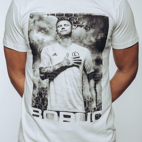 Biała koszulka Boruc