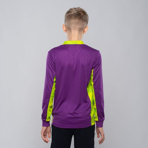 Koszulka juniorska bramkarska adidas 2020/21 - fioletowa - FI4198