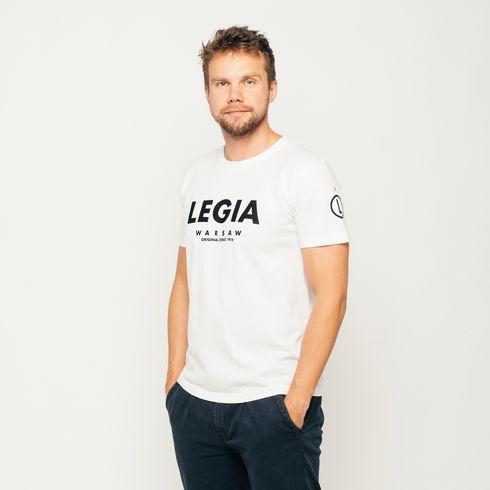 Biała koszulka Legia Warszawa