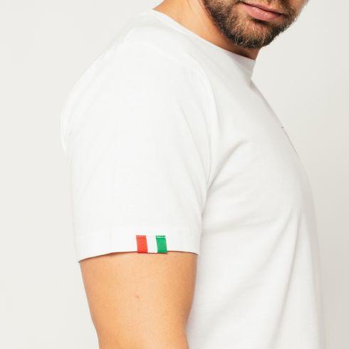 Biała koszulka Herb