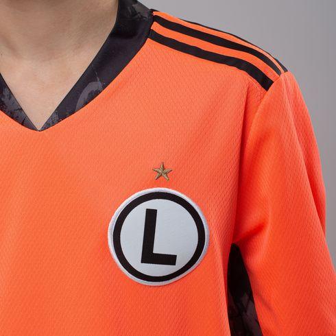 Koszulka juniorska bramkarska adidas 2020/21 - FI4202