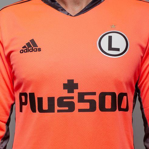 Koszulka bramkarska adidas 2020/21 - pomarańczowa - FI4191
