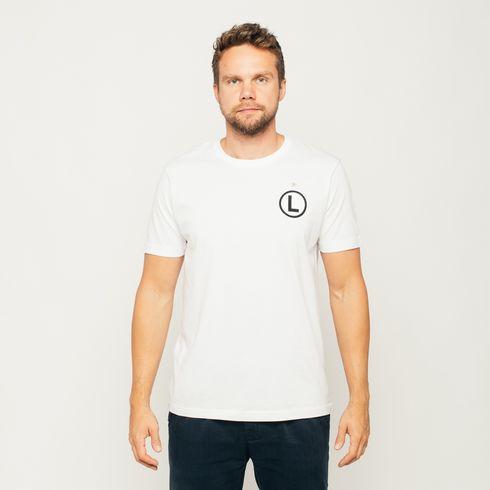 Biała koszulka eLka