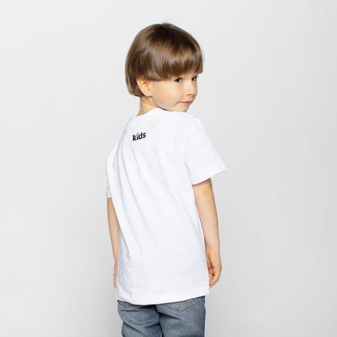 Koszulka Miś Kazek - biała