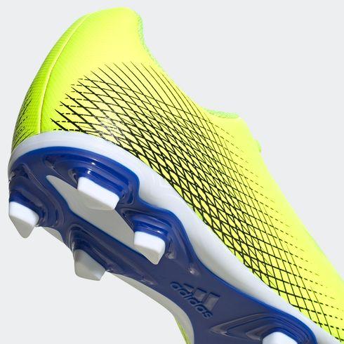 Buty adidas X Ghosted.4 FxG Junior - FW6933