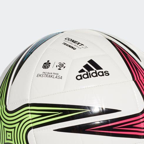 Piłka adidas Conext 21 Training Ekstraklasa rozm. 3 - GU1549