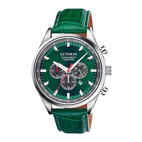 Zegarek Aztorin Sport Zielony A047.G361