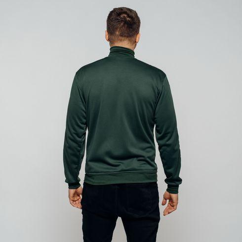 Zielona bluza rozsuwana eLka