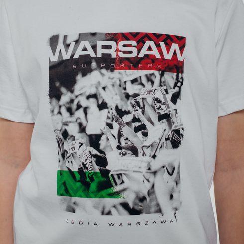 Dziecięca koszulka Warsaw Supporters