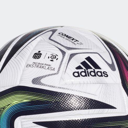 Piłka adidas Conext 21 PRO Ekstraklasa rozm.5 - GU1550