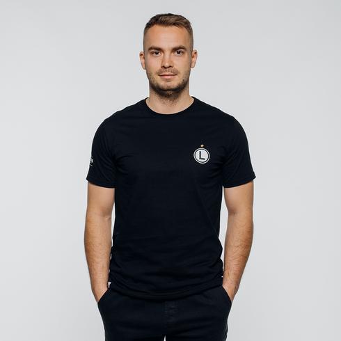 Czarna koszulka eLka Duma i sława