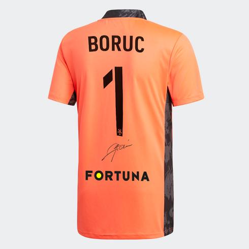 Koszulka bramkarska z autografem Artura Boruca - rozmiar 2XL