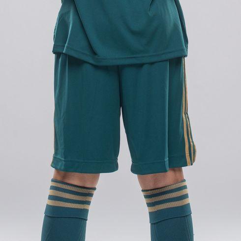 Dziecięce spodenki meczowe wyjazdowe adidas 2021/22 - H08087