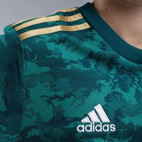 Dziecięca koszulka adidas wyjazdowa 2021/22 - EY2494