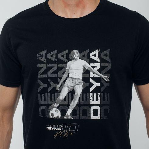 Czarna koszulka Deyna