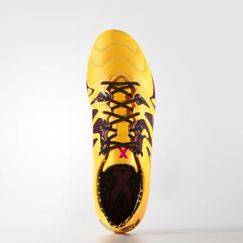 Buty adidas X 15.2 FG/AG Leather - S78597