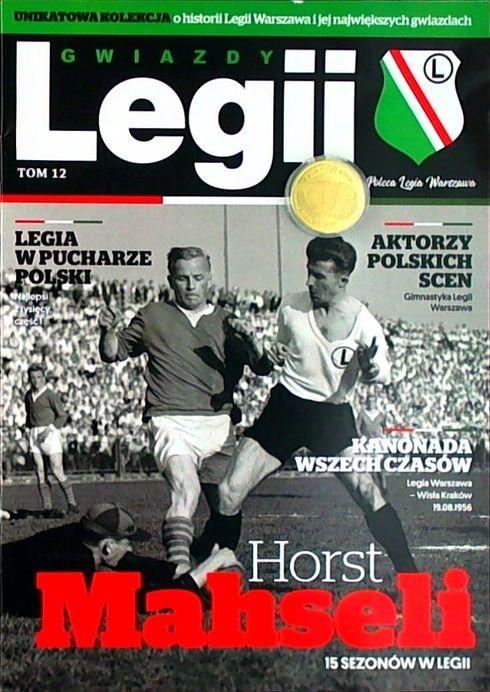 Gwiazdy Legii, Tom 12: Horst Mahseli