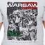 Biała koszulka Warsaw Supporters