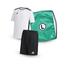 Zestaw adidas: koszulka + spodenki + worek